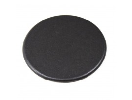 Genuine OEM part Frigidaire 316527704 Range Surface Burner Cap Black