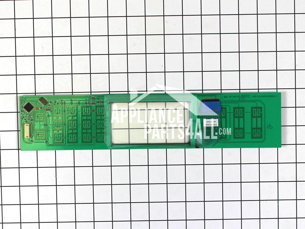 Whirlpool Wp8206635 Electronic Control Board