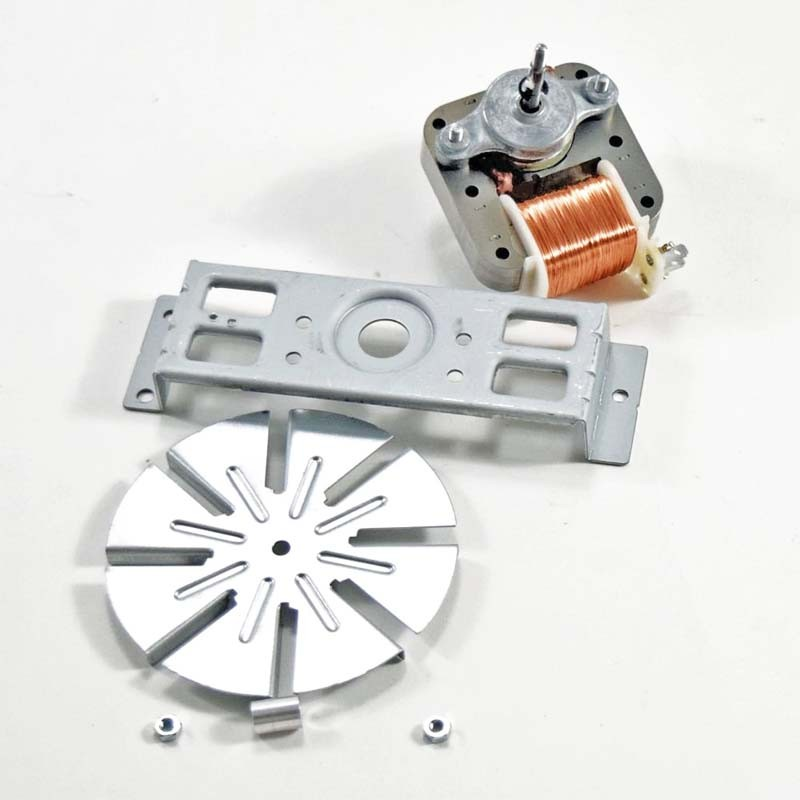 Ge wb26x10098 convecton motor assy for Ge electric motors catalog