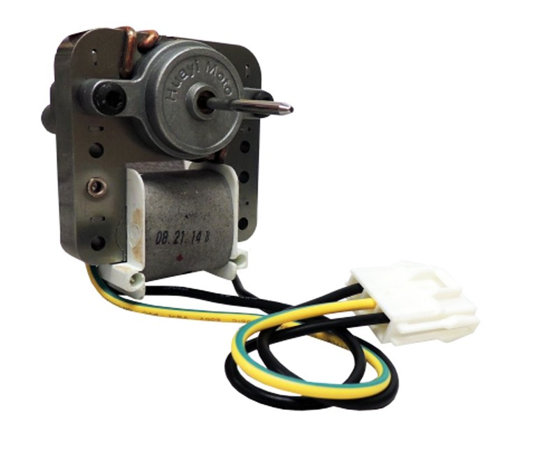 Frigidaire 297250000 evaporator fan motor for Evaporator fan motor troubleshooting