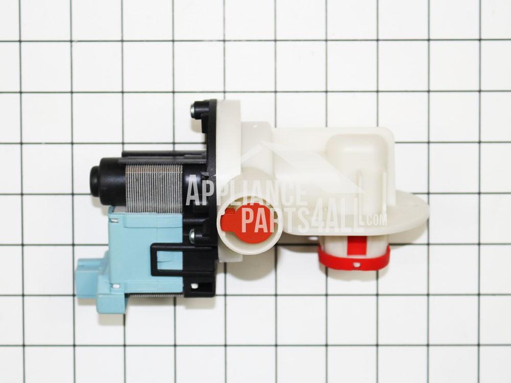 Whirlpool W10421247 Drain Pump - ApplianceParts4All.com