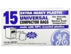 Trash Compactor Bags WX60X1